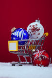 Shopping season Royalty Free Stock Image