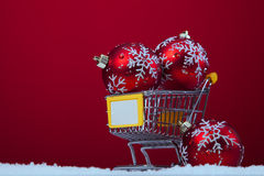 Shopping season Royalty Free Stock Photos