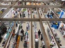 Shopping at Sim Lim Square Royalty Free Stock Images