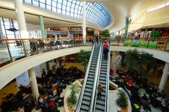 Shopping in Slovenia, Europark, Maribor Royalty Free Stock Images