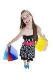 Shopping spree Stock Photos