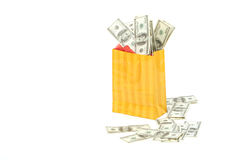 Shopping spree Stock Photography
