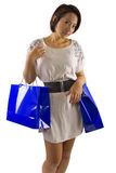 Shopping Spree Royalty Free Stock Photos