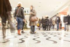 Shopping spree Fotografie Stock