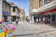 Shopping St Austell Cornwall UK