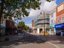 Shopping in St Helens Merseyside