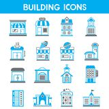 Shopping store icons Royalty Free Stock Photography