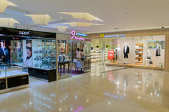 Shopping store in ShenZhen Stock Image