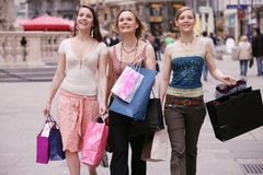 Free Shopping Street Stock Photography - 921172