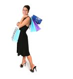 shopping style стоковые фото