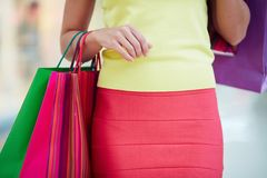 Shopping style Stock Images
