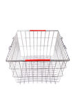 Shopping supermarket trolley Stock Image