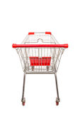 Shopping supermarket trolley Royalty Free Stock Photography