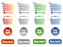 Shopping Symbols Stock Photos