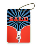 Shopping tag Stock Photo