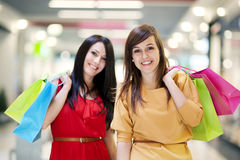 Shopping time stock images