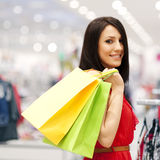 Shopping time Royalty Free Stock Image