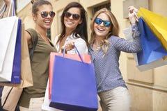 Shopping time! Stock Photos