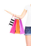Shopping time! Royalty Free Stock Images