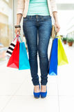 Shopping time Stock Photos