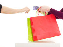 Shopping tour Royalty Free Stock Images