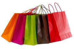 Shopping tour Fotografie Stock Libere da Diritti