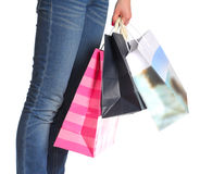 Shopping trip Stock Photo