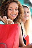 Shopping trip Royalty Free Stock Photography