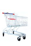 Shopping Trolley. Stock Image