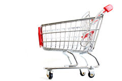Free Shopping Trolley Royalty Free Stock Photography - 252727