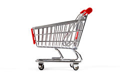 Shopping Trolley Royalty Free Stock Image