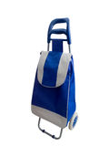Shopping trolley bag Royalty Free Stock Photography