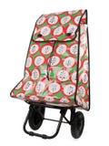 Shopping trolley bag Stock Photos