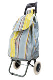 Shopping trolley bag Stock Images