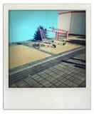 Shopping trolleys Royalty Free Stock Photo