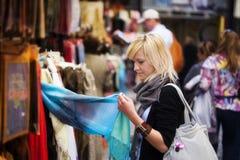 Shopping turist Stock Photos