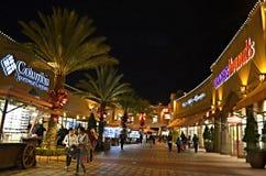 Shopping varejo Fotografia de Stock