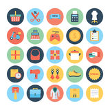 Shopping Vector Icons 5 Stock Image
