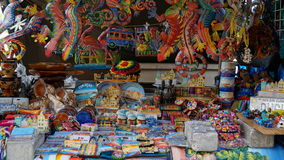 Shopping in Willemstad, Curacao. In the Caribbean Stock Image