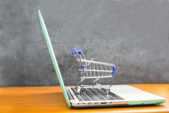 Shopping your online Stock Photo