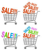 Shoppingcart Images stock