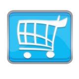 Shoppingcart Stock Illustratie