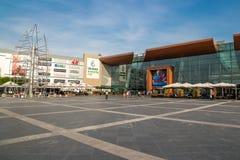 Shoppinggalleria Fotografering för Bildbyråer