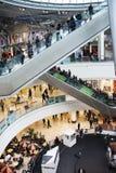Shoppinggalleria Arkivbild