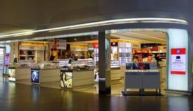 Shoppinggalleria i Kuala Lumpur, Malaysia royaltyfri foto