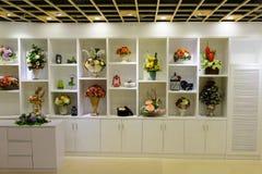 Shoppinggalleria i ShenZhen Arkivfoto