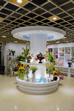 Shoppinggalleria i ShenZhen Royaltyfria Bilder