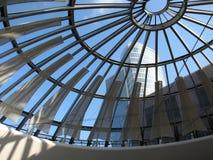 Shoppinggalleria Lyon Fotografering för Bildbyråer