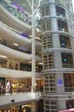Shoppinggalleria Suria KLCC Arkivbild