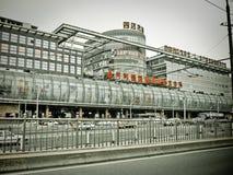 ShoppinggalleriaPeking Kina Arkivbild